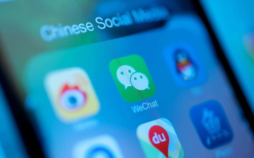 Function update on WeChat: optimize your visibility on WeChat