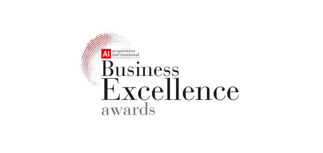 NBH : winner of Business Excellence awards 2020