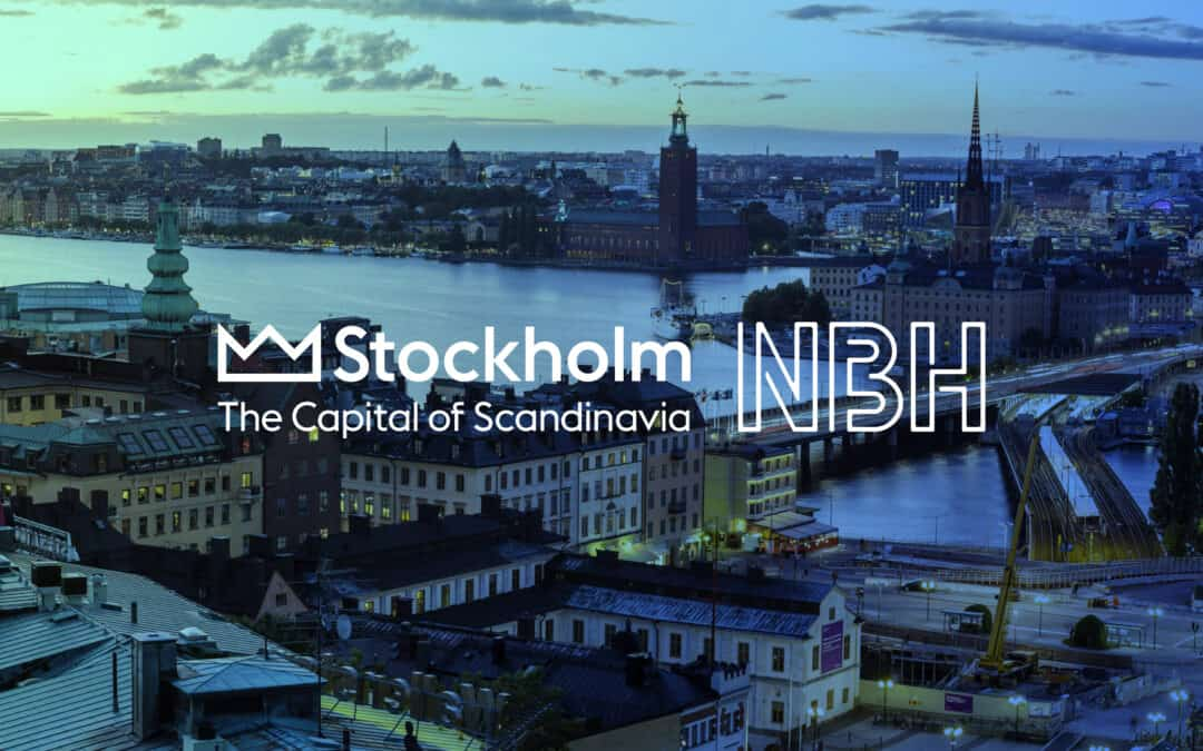 NBH has been appointed as the China digital marketing agency for Stockholm Business Region
